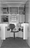 Laboratorio mobile controllo TA e TV grosse utenze, Enel Roma - anno 1973